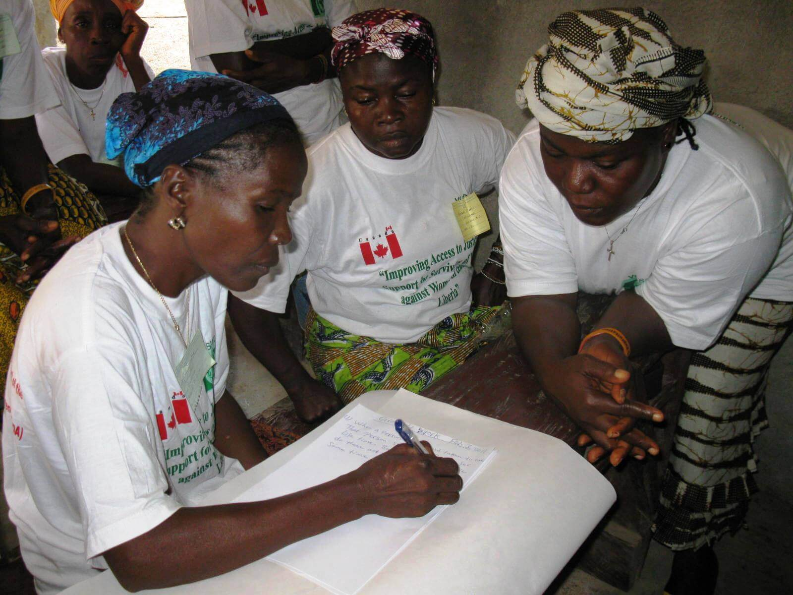Empowering Women and Girls for Shared Prosperity in Liberia and the Sub-region