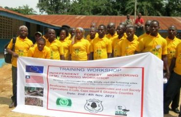 Developing Capacity for Sustainable Forest Management in West Africa