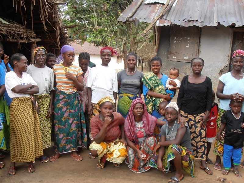Women in Peace Building and Crisis Prevention Network